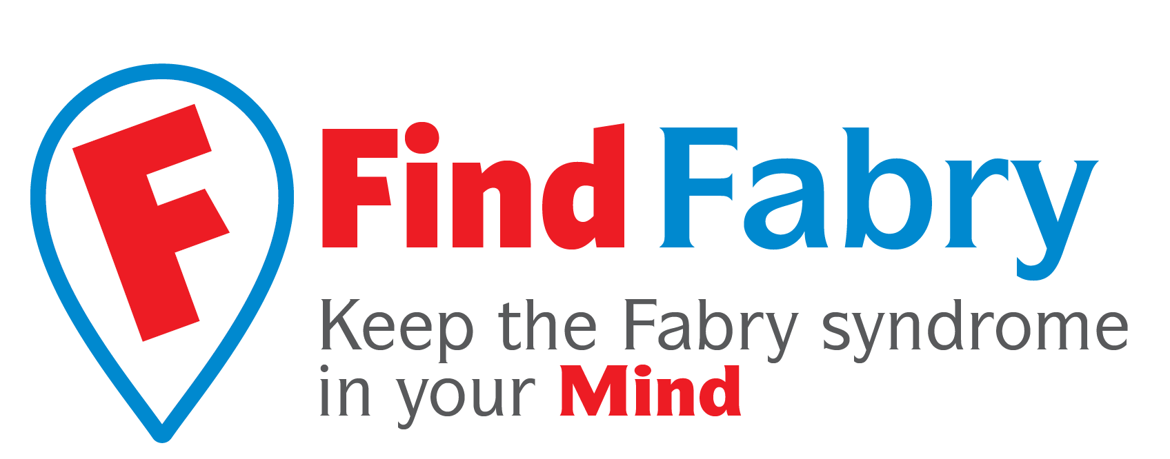 Find Fabry. Keep the Fabry syndrome in your mind